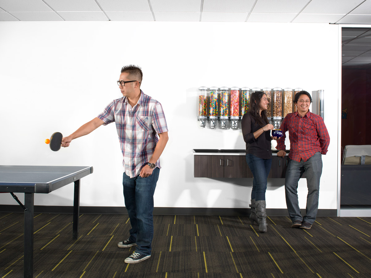Seattle met best places to work michael clinard for Zillow new york office