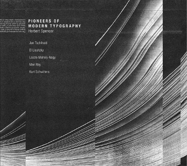 Pioneers Of Modern Architecture pioneers of modern typography - matt kizu